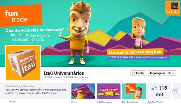 Itau-lanca-game-com-foco-em-usuarios-do-Facebook-blog-televendas-cobranca