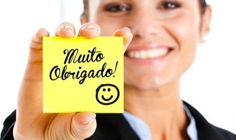 Frases De Agradecimento Ao Cliente Seja Sincero E Objetivo